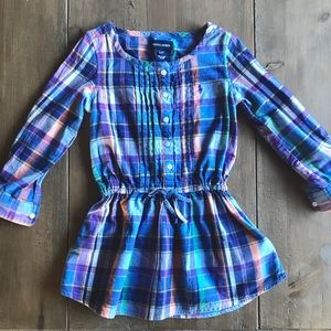 Ralph Lauren Plaid girl dress 3T